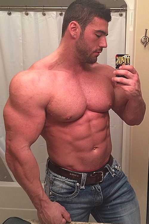 Pin By Wolf Johnson On Hot Men  Muscular Men, Muscle Men -4121