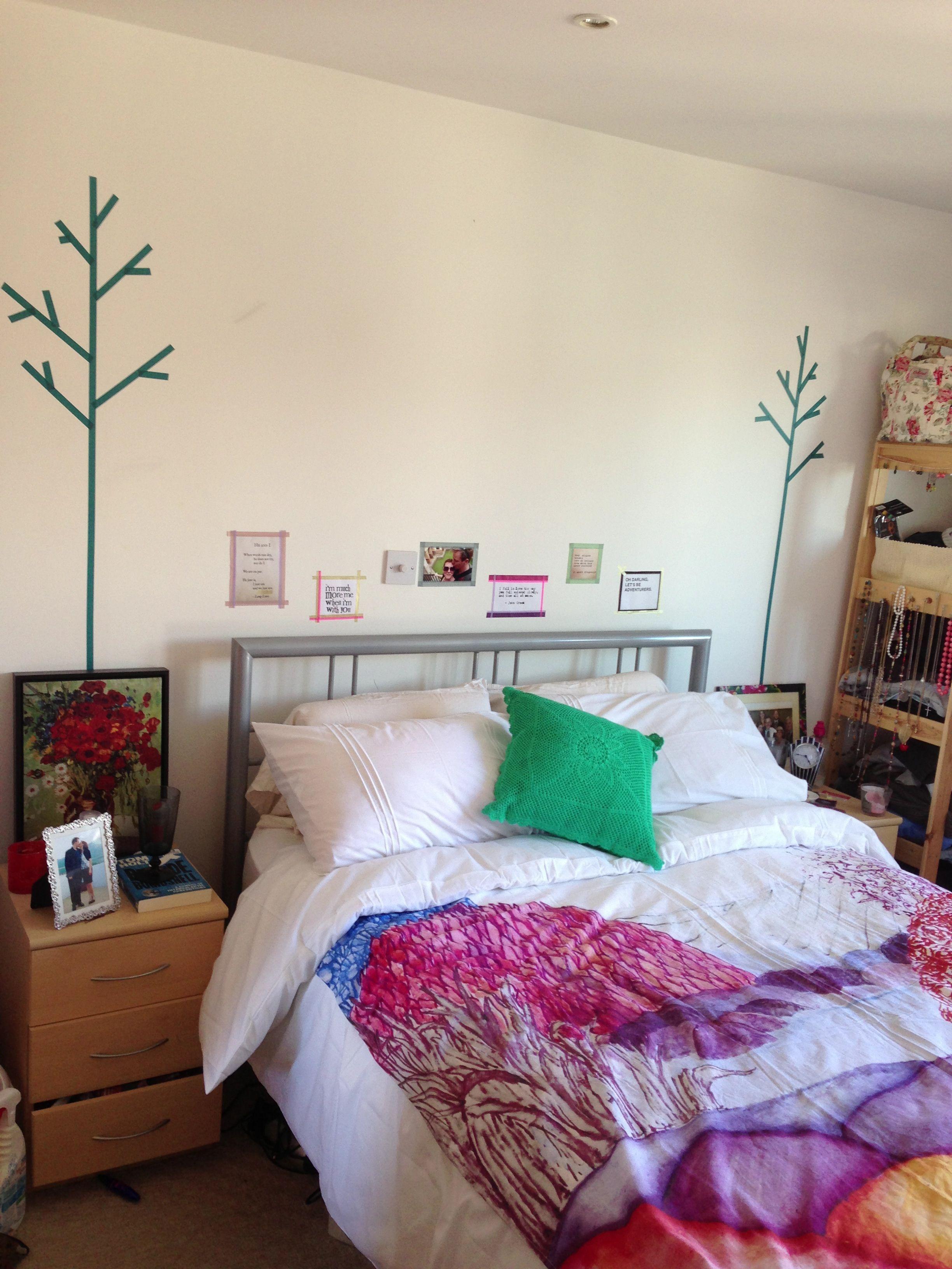 1000  images about vægdekoration on pinterest