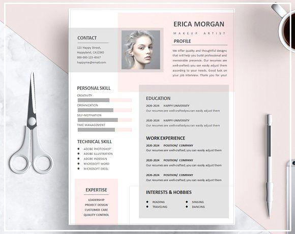 Resume Template Cover Letter Icon Resume Design Creative Creative Cv Resume Design Template