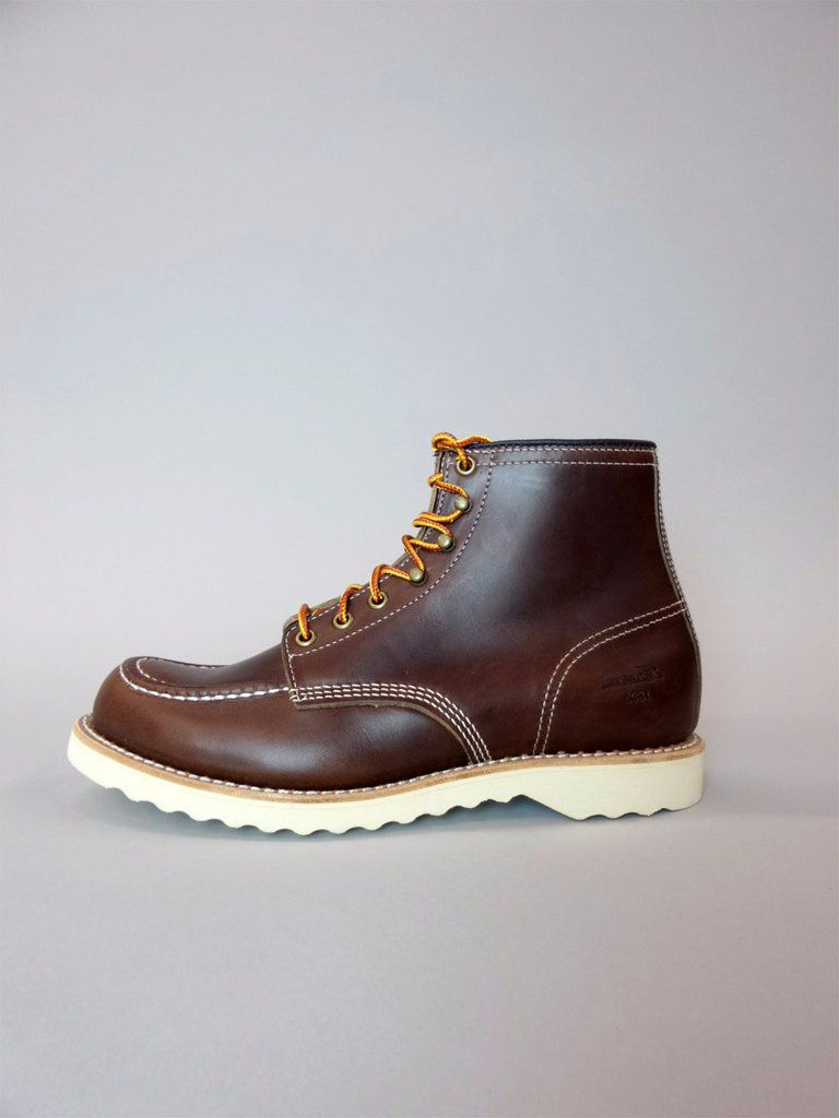 1df55898aeb Thorogood 1892 Janesville Moc Toe Brown in 2019 | boots | Boots ...