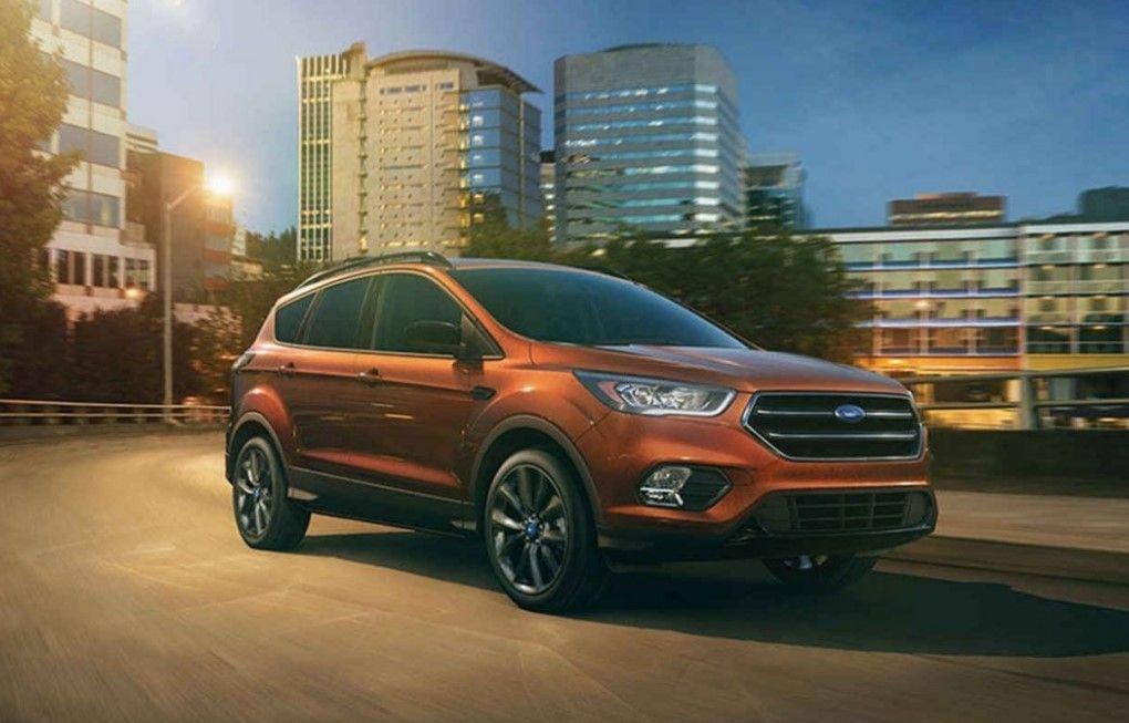 2019 Ford Escape Concepts 2017 Ford Escape Ford Escape 2019 Ford