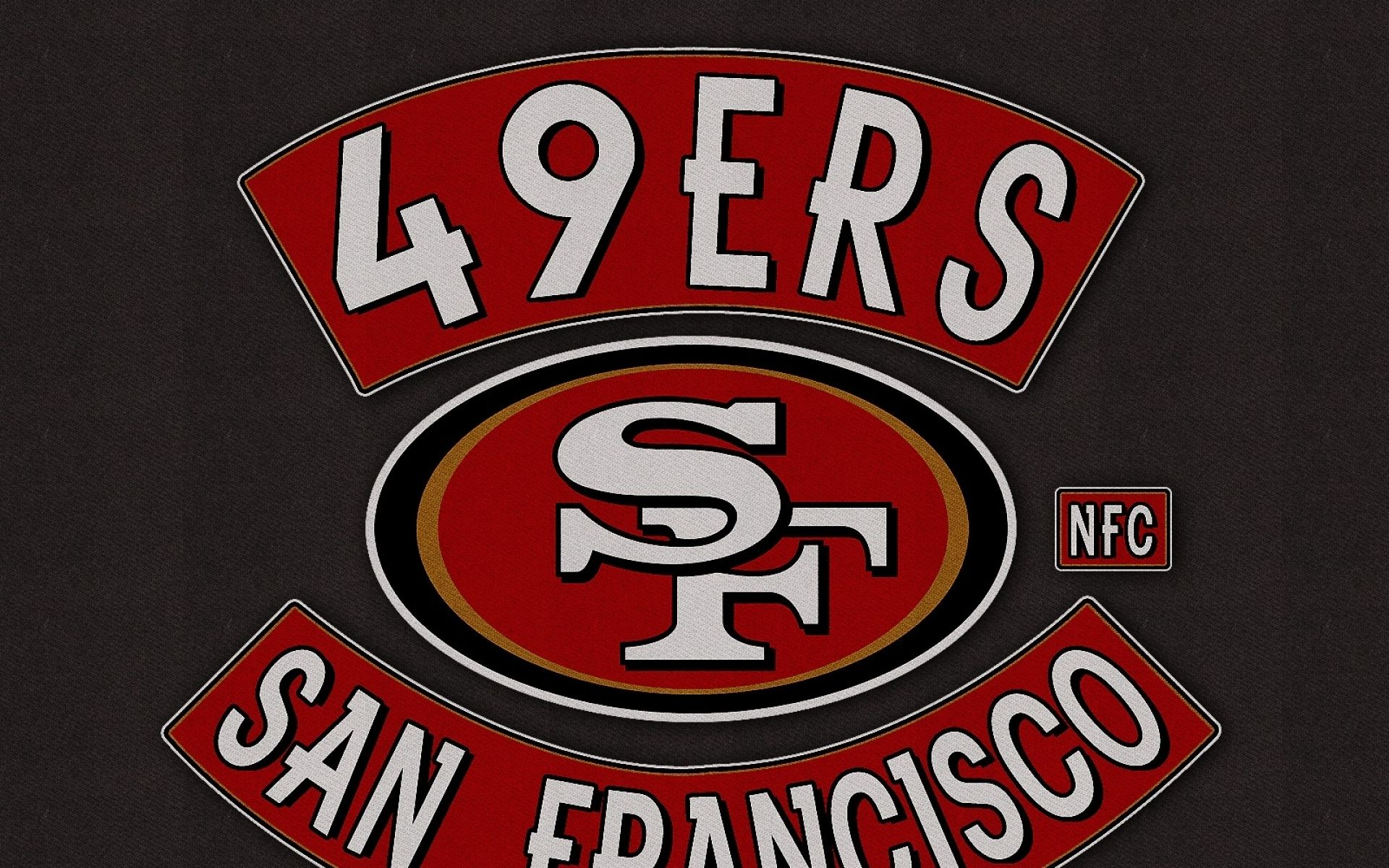 San Francsico 49ers. Wallpaper. Widescreen. Fútbol
