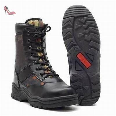 Mc allister bottines d'extérieur couleur 45 motif camouflage - Chaussures  unbekannt (*Partner