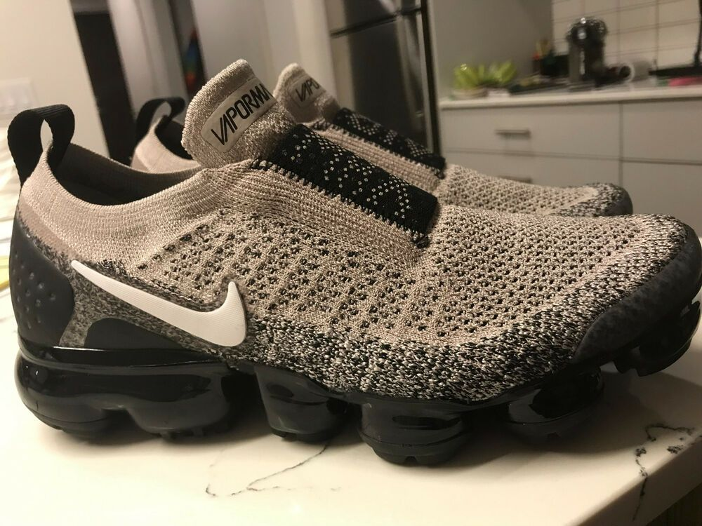 b72f3d2455 Womens Nike Air Vapormax Flyknit Moc 2 Black/Cream AJ6599-002 Size 7  #fashion #clothing #shoes #accessories #womensshoes #athleticshoes (ebay  link)