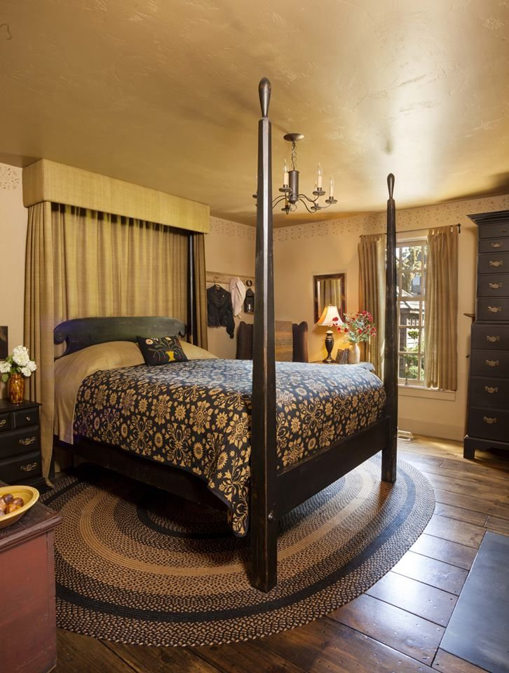 cheap primitive country bedroom decorating ideas | Pin by Lisa Davis on Primitive Style Bedrooms 1 ...