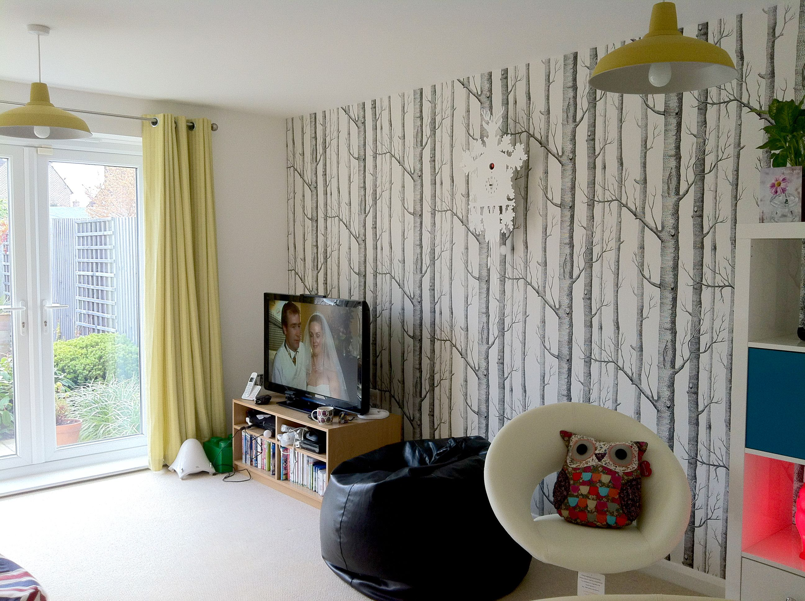 Best Cole And Son Birch Trees Wallpaper Hall Pinterest Birch 640 x 480