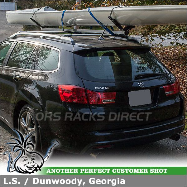Kayak Roof Rack, Tsx