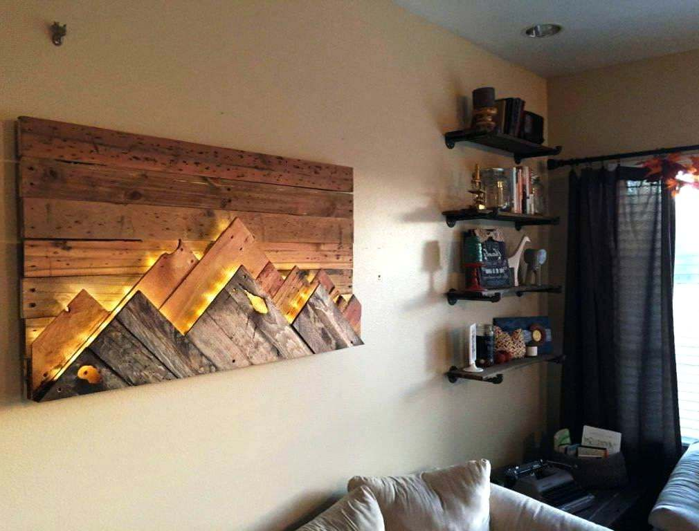 Ideas Of Decoration With Pallet Wall Decor Wooden Wall Art Decor Wood Pallet Wall Art Pallet Wall Art