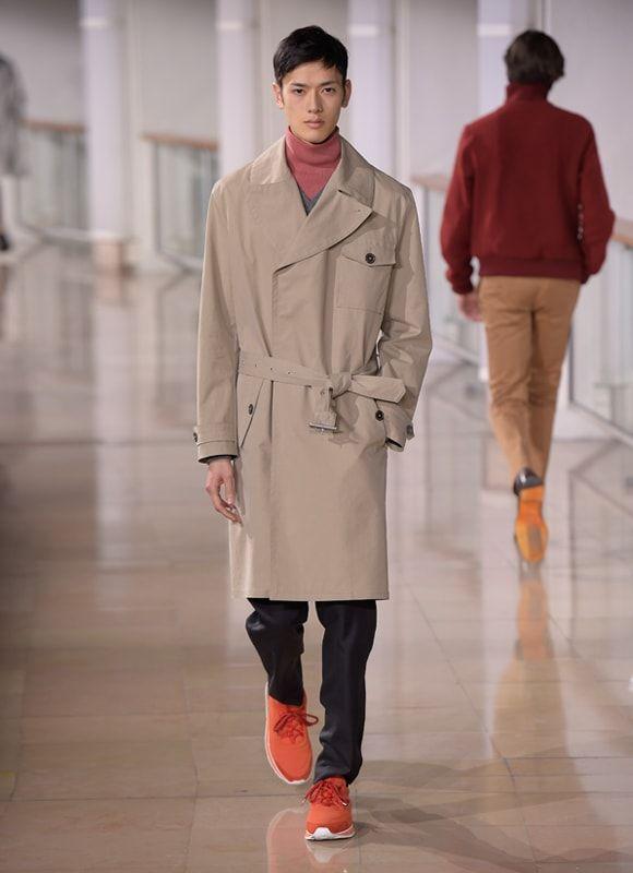 cec802d1cd03 Looks from the Hermès Men s autumn-winter 2016 show  Hermes  HermesHomme   fashion  MensWear  HermesMANifeste