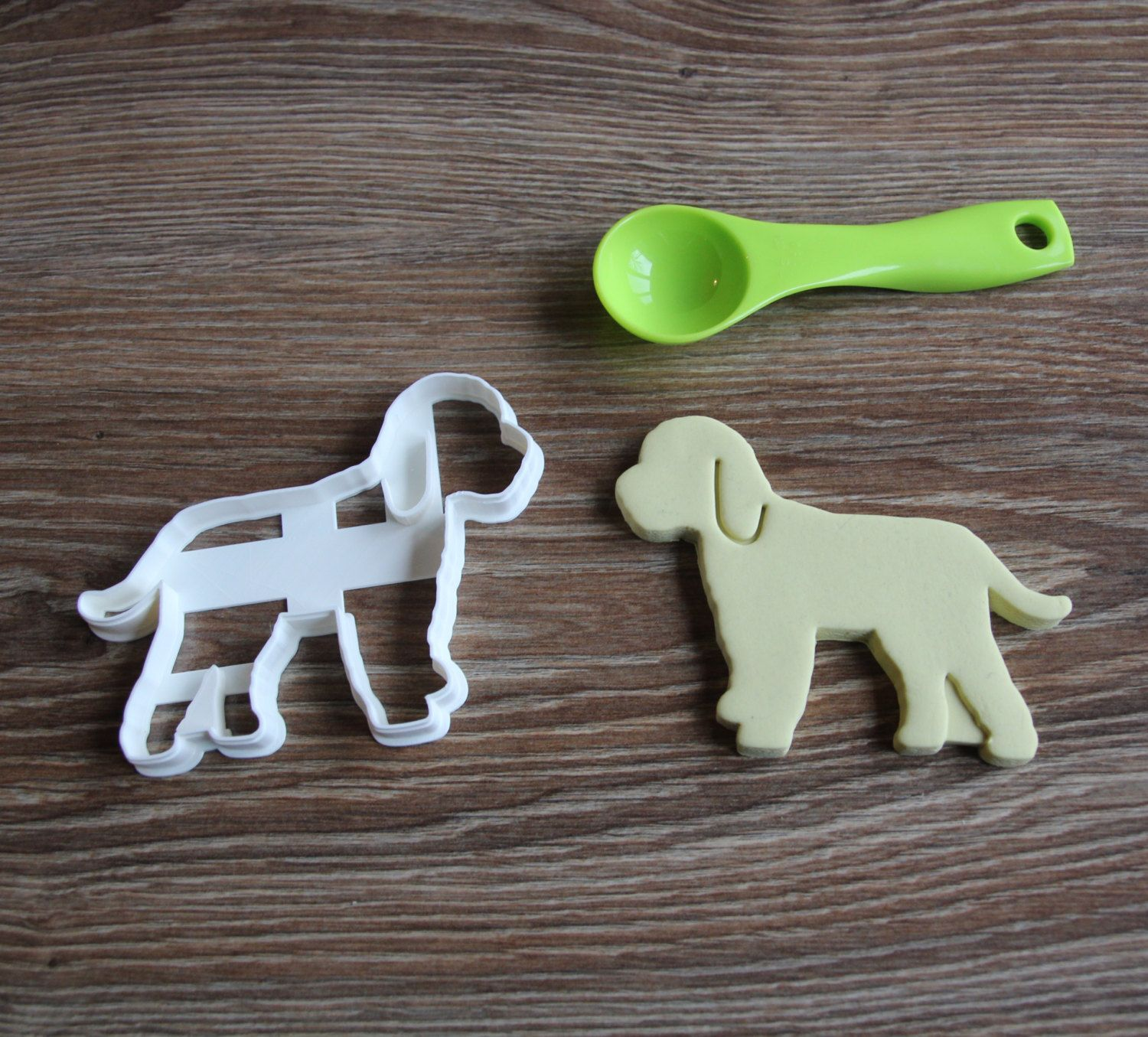 Cockapoo Cookie Cutter Dog Breed Treat Cutter puppy