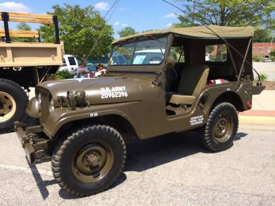 Rebirth Of An M38a1 With Images Willys Jeep Jeep