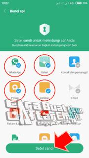 2 Cara Mengunci Aplikasi Di Android Samsung Xiaomi Vivo Dll Samsung Android Aplikasi