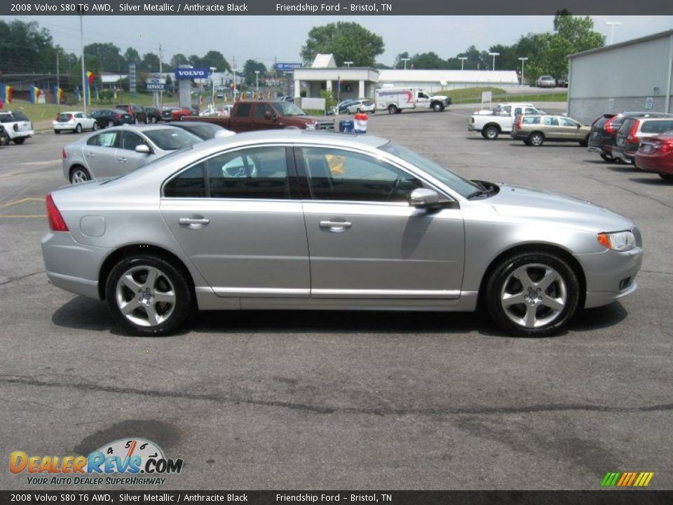 2008 Volvo S80 T6 17 898 Milage 72 291 This Looks Like The Car But Not The Exact One But The Stats Above Are Correcct Volvo S80 T6 Volvo S80 Volvo