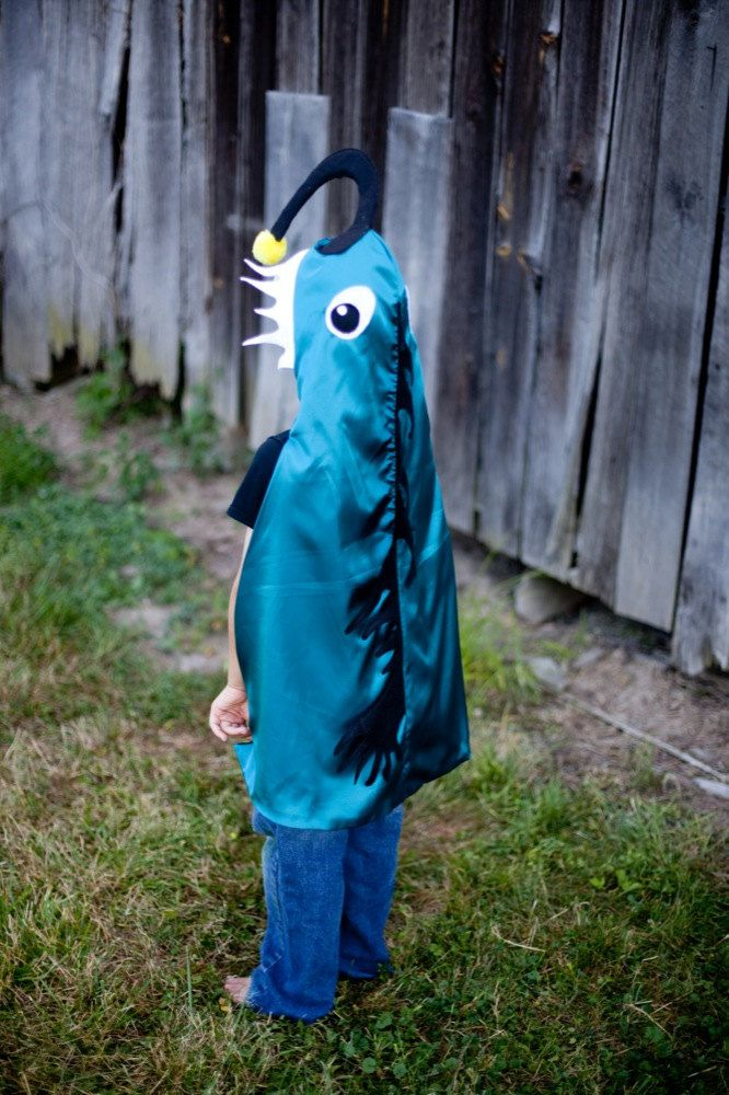 Deep Sea Angler Fish Costume & Deep Sea Angler Fish Costume | awesome thingses | Pinterest | Fish ...