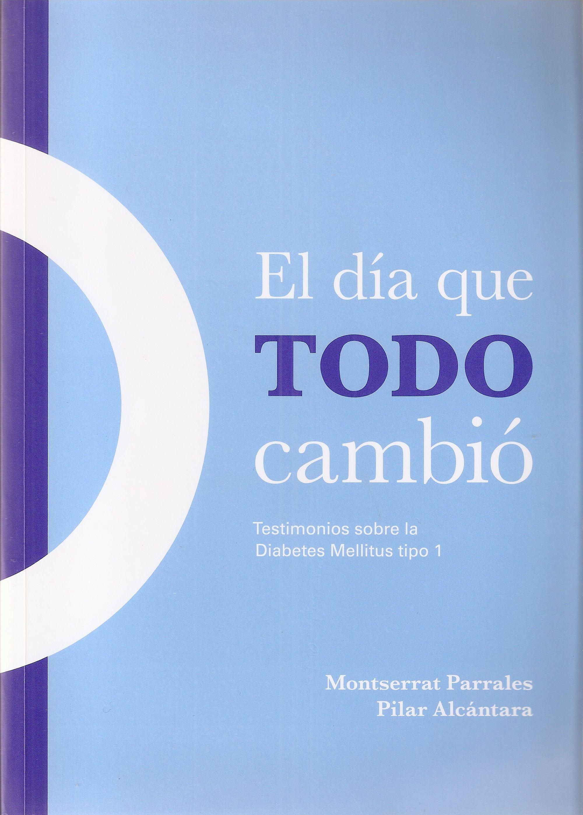 Del 15 al 22 de noviembre,  14 de noviembre, Día Mundial de la Diabetes. Esta semana os proponemos un libro de   Montserrat Parrales y Pilar Alcántara que  contiene testimonios llenos de emoción  y sentimiento de personas que conviven de cerca con esta enfermedad… http://roble.unizar.es/record=b1891401