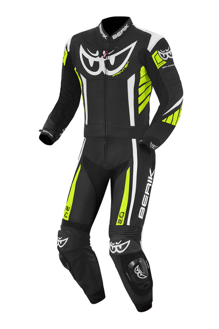 Noir 44 Alpinestars Pantalon moto Track V2 Leather Pants Black