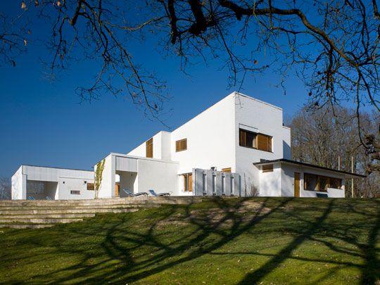 Maison Louis Carre, Alvar Aalto, 1963, France | ARCHITECTURE XX ...