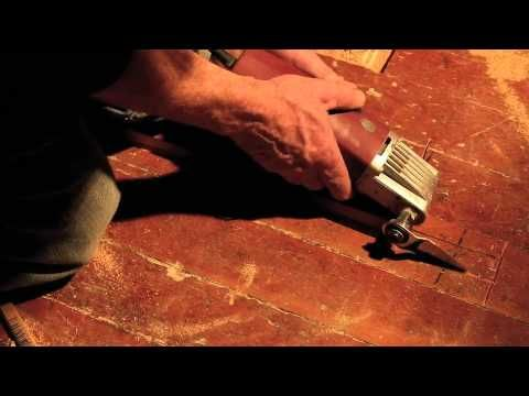 Tongue And Groove Flooring Removal With Oscillating Multi Tool