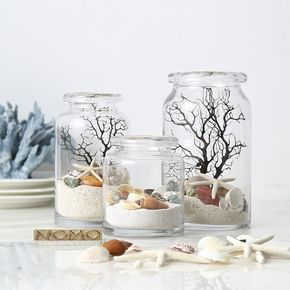 Photo of Nautical Style Glass Table Decoration from Apollo Box