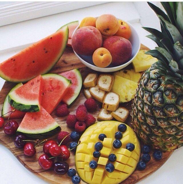 fruits fruits fruits!