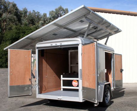 MS-200 - Mobile Solar Solutions