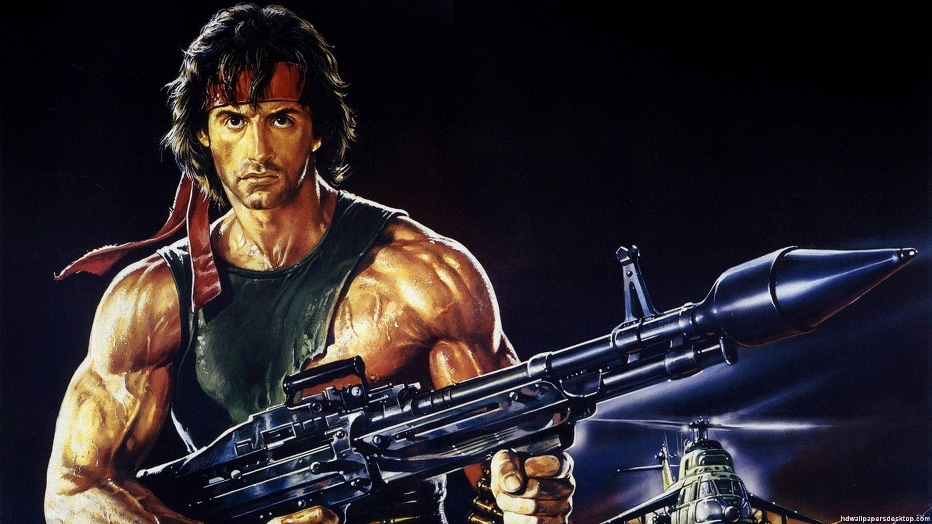 Rambo HD Wallpapers Free Desktop Images And Photos 1920