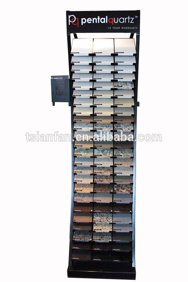 Sr40 Merchandising Metal Tower Display Stand With Popular Style Classy Merchandising Display Stands
