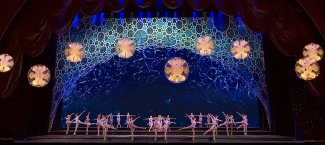 The Radio City Rockettes' Crazy Fitness Routine