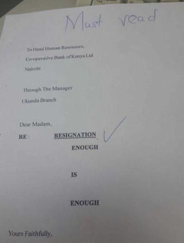 Lmao Funniest Resignation Letter Ever  WhatS Trending