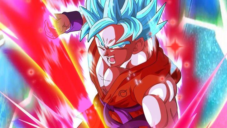 Goku Super Saiyan Blue Dragon Ball Super Wallpaper Dragon