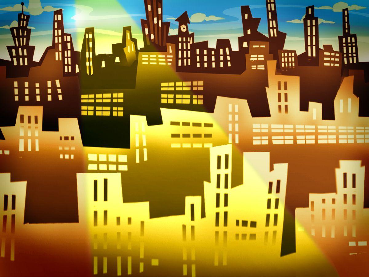 the city by joseph.sherman