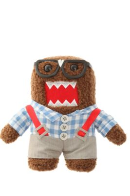 Domo Nerd Plush- Hot Topic