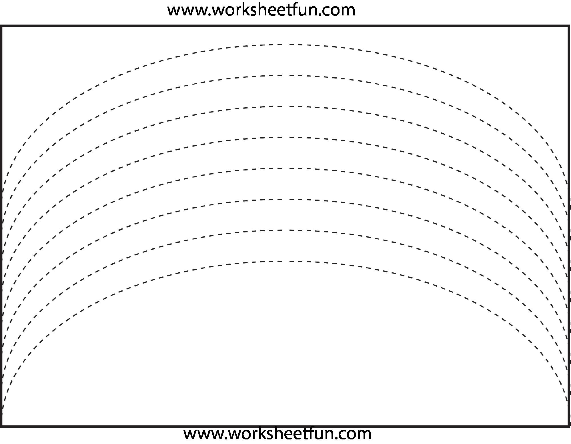 Curved Line Tracing Preschool Worksheets Tracing Worksheets Preschool Preschool [ 1555 x 1998 Pixel ]