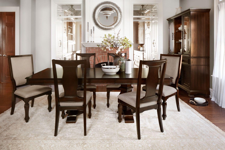 Vienna Rectangular Dining Table Dining Room Essentials Dining