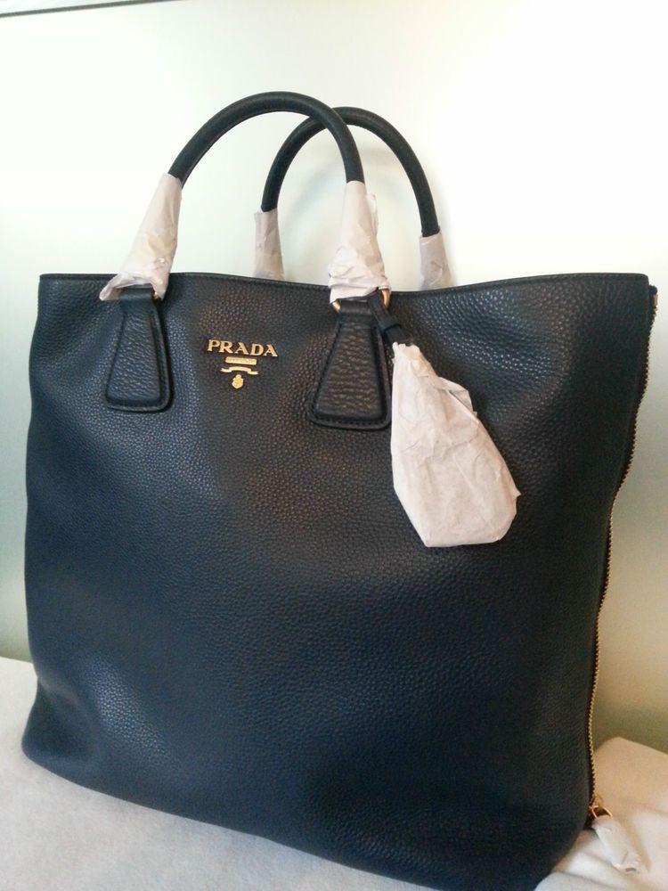 prada milano henkeltasche ebay bag and fashion. Black Bedroom Furniture Sets. Home Design Ideas