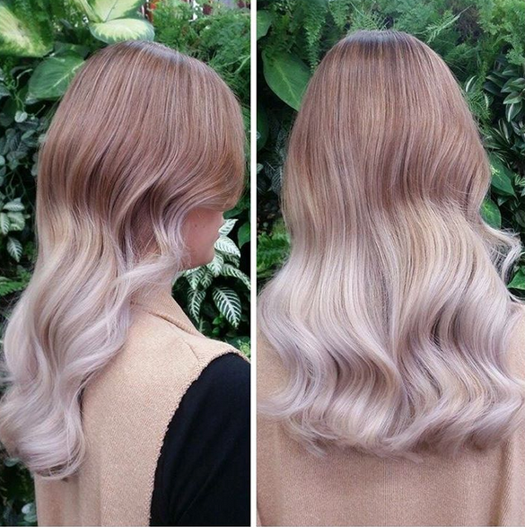 Haare Färben Ohne Schäden