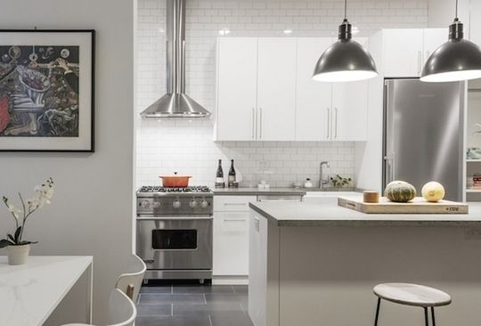 Before & After Practical Upgrades For A Brooklyn Kitchen  Galley Adorable Brooklyn Kitchen Design Inspiration