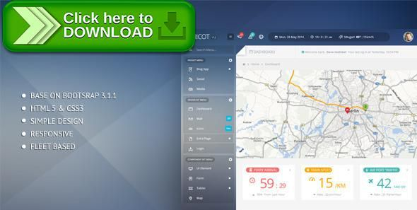 Free Nulled Apricot Navigation Admin Dashboard Template Download - Php dashboard template
