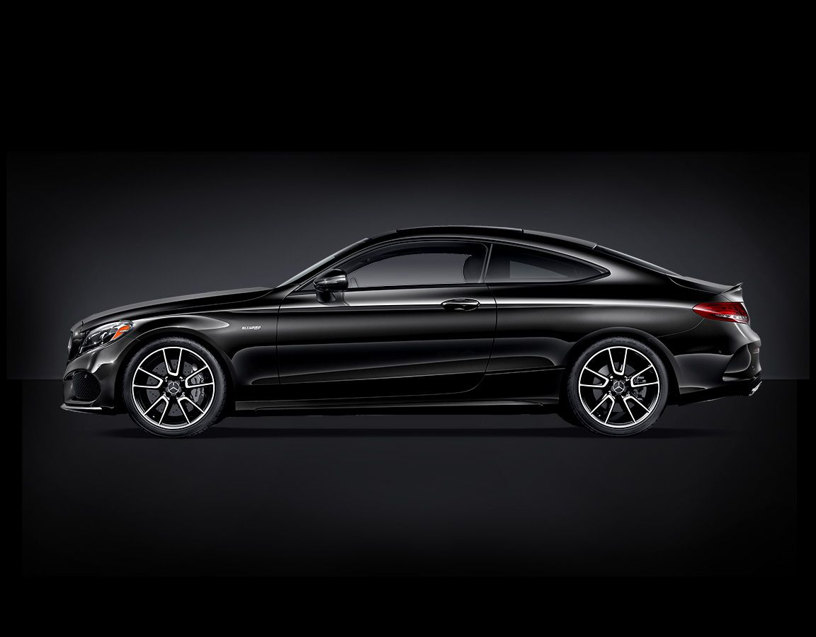 Amg C43 Coupe