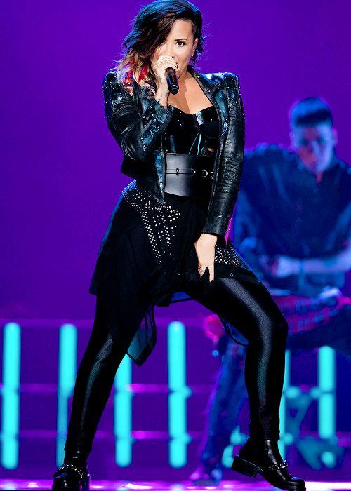 Demi Lovato........you better love her