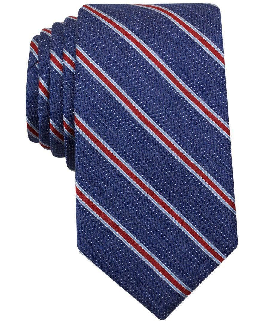 Nautica menus oman stripe classic tie products pinterest