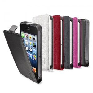 Artwizz SeeJacket Leather FLIP PLUS für iPhone 5 bei www.StyleMyPhone.de