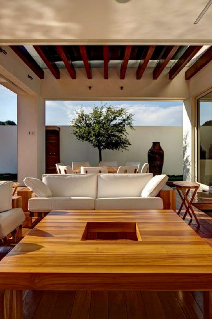 patio design for l shaped house | Patio design, Outdoor ... on L Shaped Patio Ideas id=45216