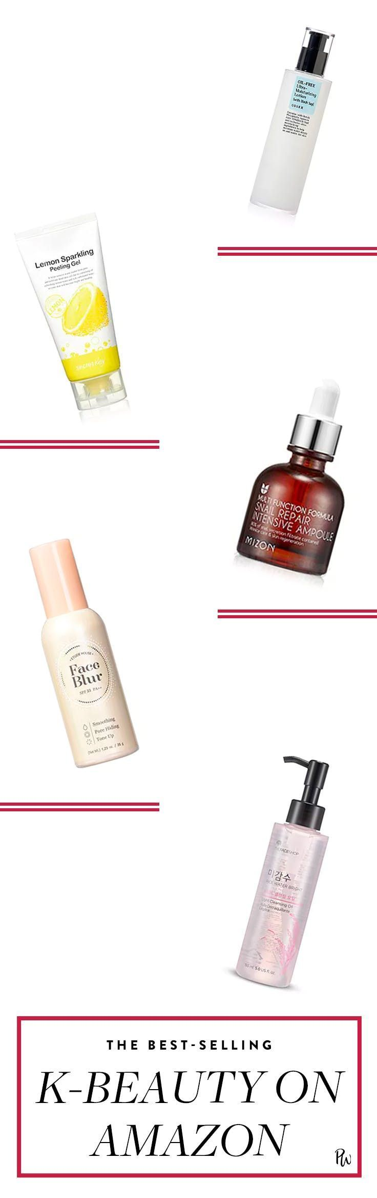The 14 Best Selling Korean Beauty Products On Amazon Purewow Amazon Beauty Korean Skincare Shop Amazon Beauty Products Korean Beauty Beauty Hacks Skincare