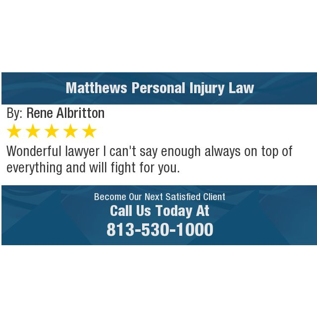 Wonderful lawyer I can't say enough always on top of ...
