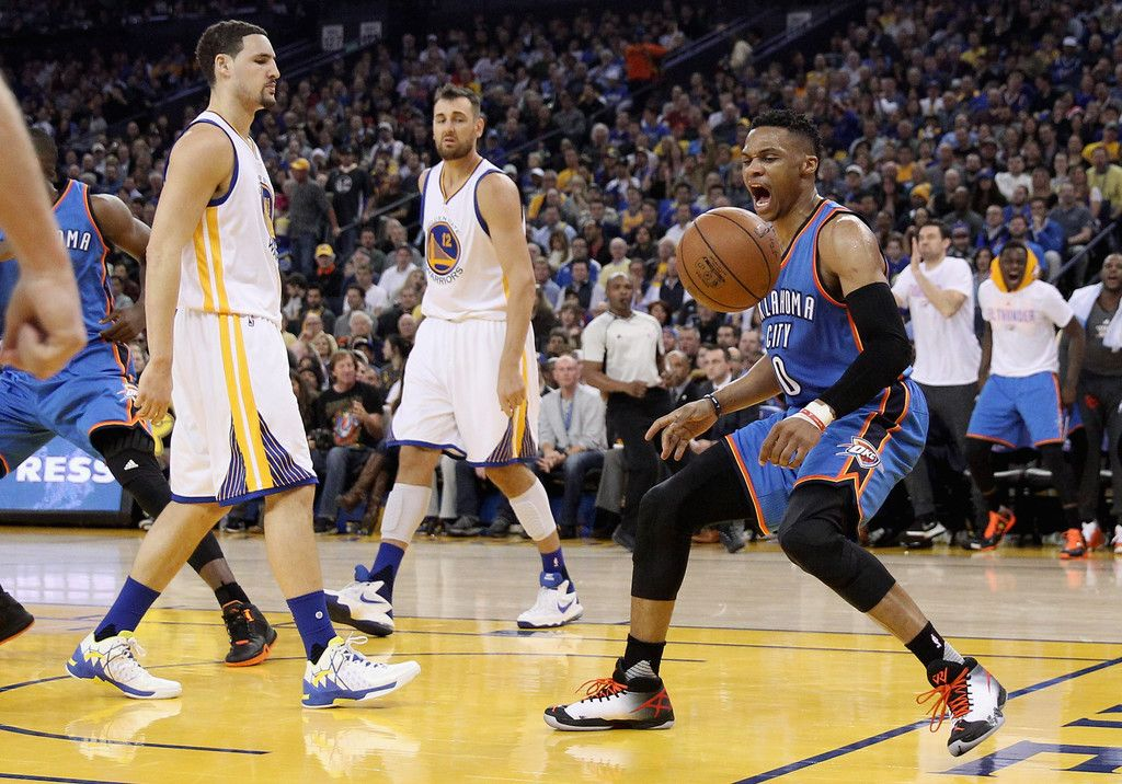 Thunder VS. Warriors, Game 1, Las Vegas Odds, NBA Playoffs