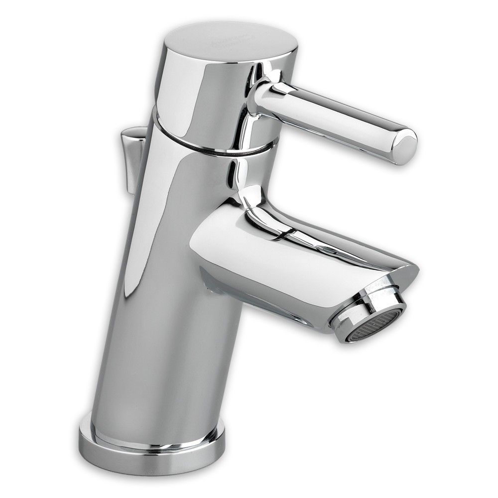 American Standard 2064 131 Serin Single Hole Bathroom Faucet Polished Chrome Bathroom Faucets Sink Faucets