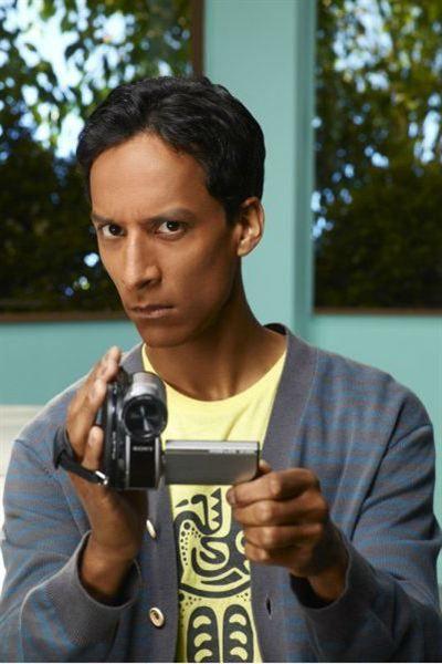 Abed Nadir (Danny Pudi) Community