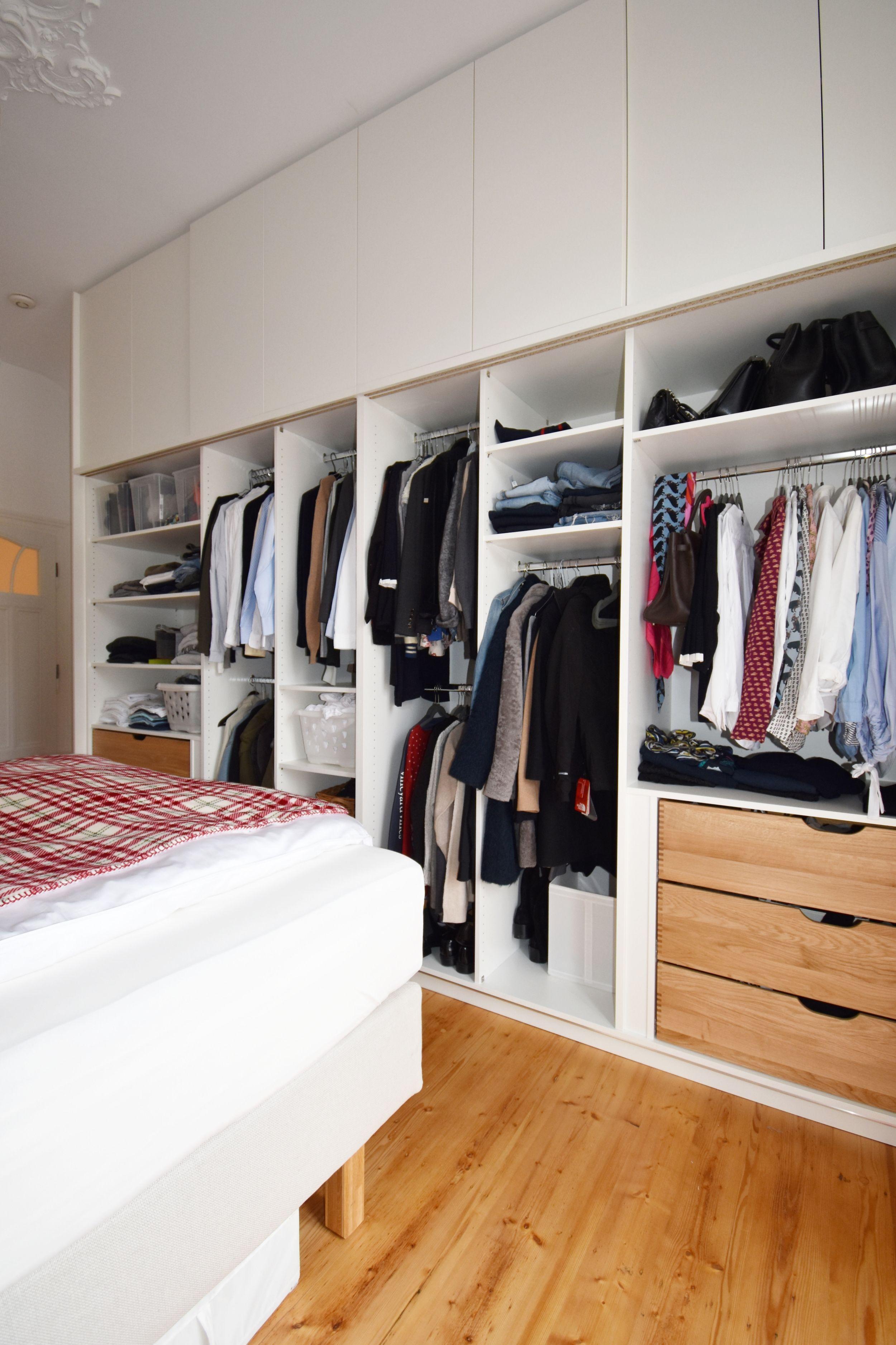 Schlafzimmerschliebetürschrank EKU Clipo 36   Einbauschrank, Kleiderschrank nach maß, Schrank