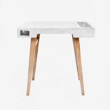 Sigurd Larsen Concrete Table Betontisch